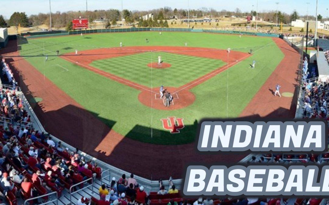 INDIANA BASEBALL: Hopkins' Walk-Off Home Run Gives Indiana a 6-4 Friday Night Victory