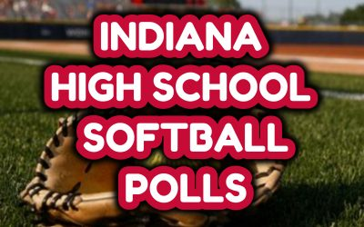 INDIANA HIGH SCHOOL SOFTBALL POLLS