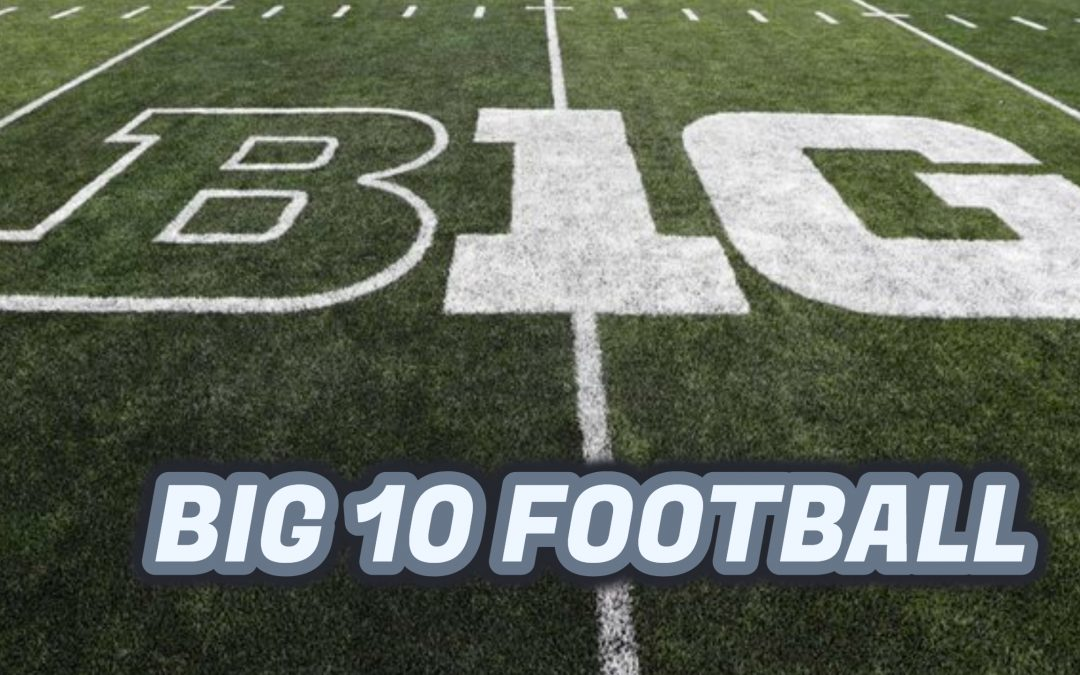 BIG 10 FOOTBALL PLAYERS OF THE WEEK