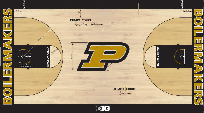 PURDUE MEN'S BASKETBALL: Edey Named to Canada's U-19 World Cup Team