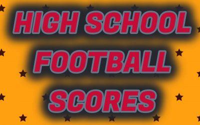 INDIANA HIGH SCHOOL FOOTBALL SCOREBOARD WEEK 9